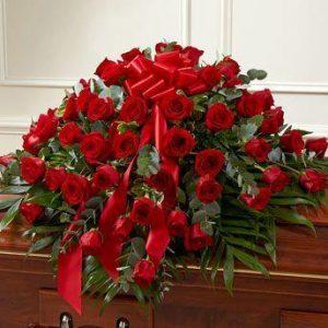 Crvena Ikebana 4