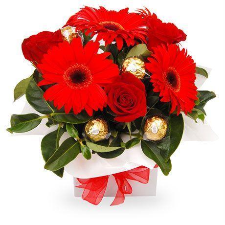 Ruže - Gerberi MK