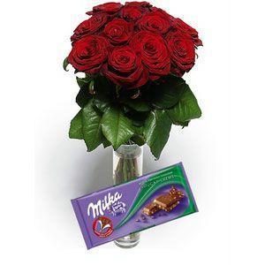 Ruže i čokolada
