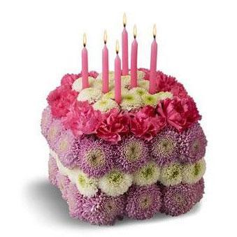 Torta od cveća